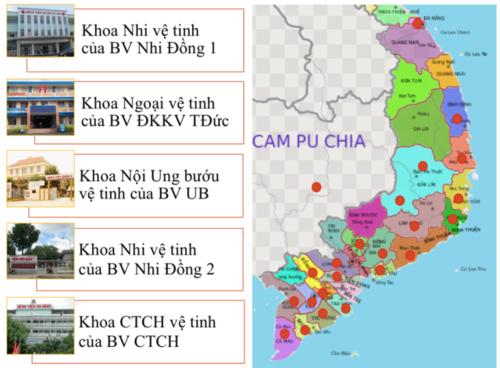 TPHCM: 5.751 cơ sở khám chữa bệnh đủ đáp ứng nhu cầu cả khu vực phía Nam