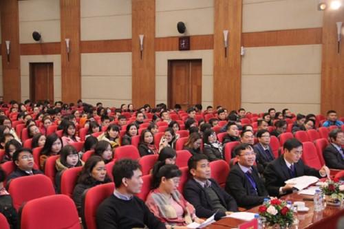 Hải Phòng: Khai mạc kỳ thi tuyển công chức thành phố